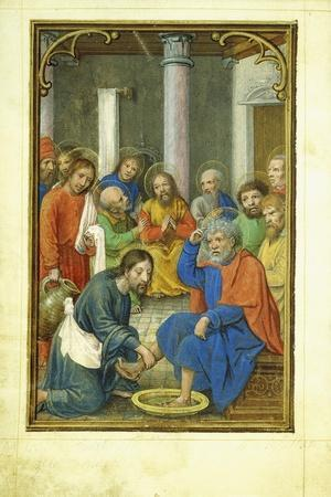 Christ Washing the Feet of Peter, 1520'S