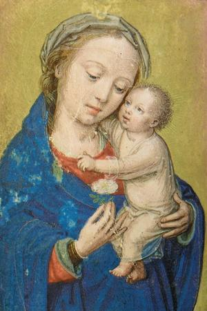 Folio from a Miniature Book of Hours