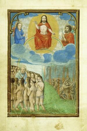 Last Judgement, 1520's