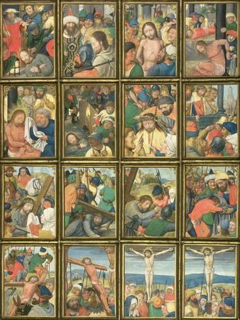 The Passion, from the 'Stein Quadriptych'