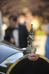 1930 Bugatti Royale type 41 mascot by Simon Clay