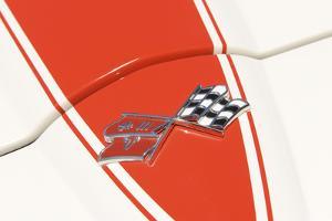 Chevrolet Corvette cv 427 1967 by Simon Clay