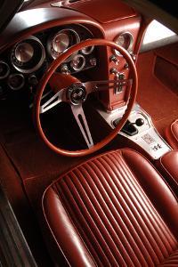 Chevrolet Corvette Stingray 1963 by Simon Clay
