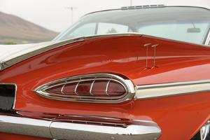Chevrolet Impala Bubble top 1959 by Simon Clay