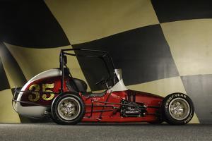 Edmunds midget race car 1976 by Simon Clay