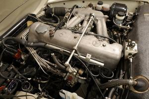 Mercedes Benz 230SL 1963 by Simon Clay