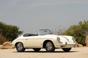Porsche 356 1600 Super 1960 by Simon Clay
