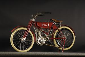 Wagner belt drive single 1911 by Simon Clay