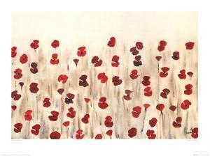 Poppy Profusion by Simon Fairless