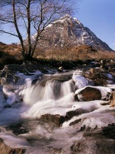 Mountain Stream, Highland Region, Scotland, United Kingdom by Simon Harris