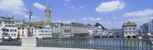 Zurich, Switzerland, Europe by Simon Harris