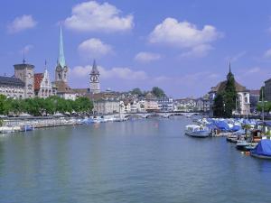 Zurich, Switzerland by Simon Harris