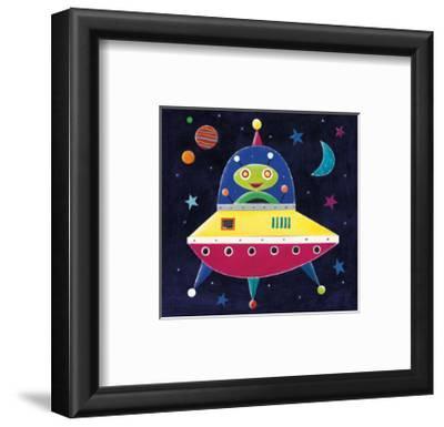 Spaceship by Simon Hart