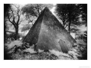 Bernard Mausoleum, Kinnitty, County Offaly, Ireland by Simon Marsden