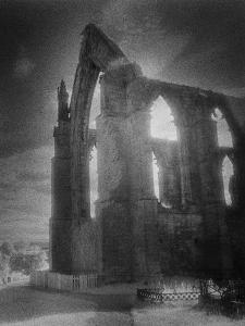 Bolton Priory, Yorkshire, England by Simon Marsden
