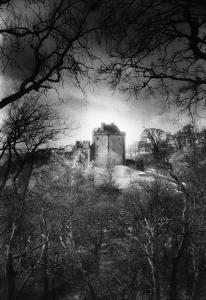 Castle Campbell, Stirlingshire, Scotland by Simon Marsden