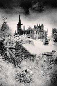 Ecclescrieg House, Aberdeenshire, Scotland by Simon Marsden