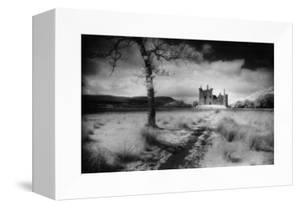 Kilchurn Castle, Loch Awe, Argyll, Scotland by Simon Marsden