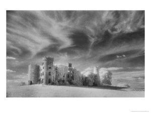 Killua Castle, County Westmeath, Ireland by Simon Marsden
