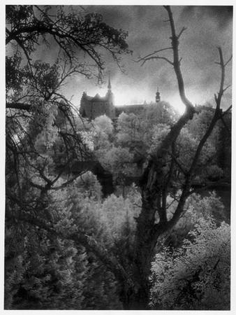 Lauenstein Castle, Bavaria by Simon Marsden