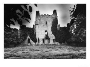 Leap Castle, County Offaly, Ireland by Simon Marsden