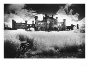 Lowther Castle, Westmoreland, England by Simon Marsden