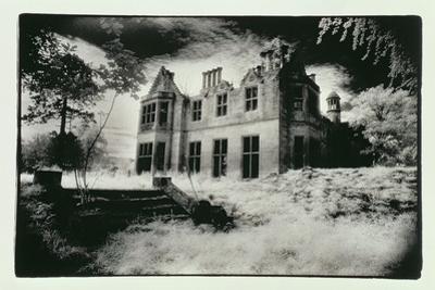 Milton Lockhart House, Lanarkshire by Simon Marsden