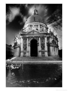 The Basilica of Santa Maria Della Salute by Simon Marsden
