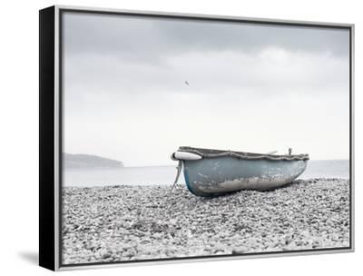 Boat at Beach in Devon