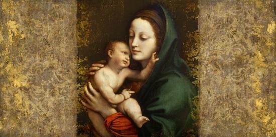 simon-roux-holy-virgin-italian-school