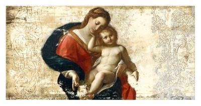 Madonna and Child (after Procaccini)