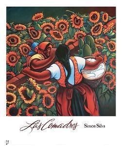 Las Comadres by Simon Silva