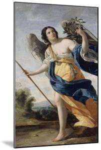 Allegory of Virtue Said before Allegory of Victory by Simon Vouet