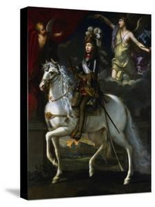Louis XIV King of France, 1648 by Simon Vouet