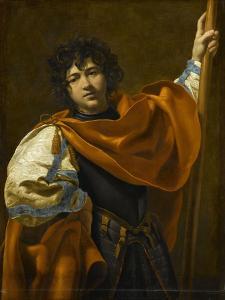 Saint Guillaume d'Aquitaine by Simon Vouet
