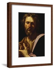 Saint Luke by Simon Vouet