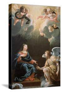 The Annunciation, 1632 by Simon Vouet