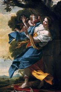 The Love Which Is Avenged, 17th Century by Simon Vouet