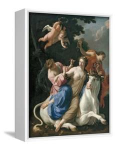 The Rape of Europa by Simon Vouet