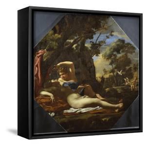 Venus and Adonis by Simon Vouet