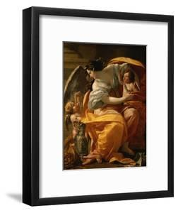Wealth by Simon Vouet