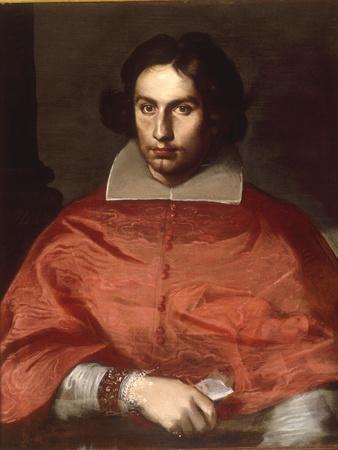 A Portrait of Cardinal Antonio Barberini