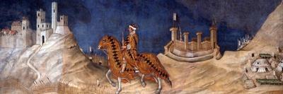 Guidoriccio Da Fogliano, 1328