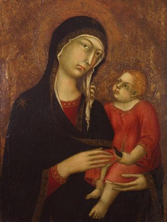 Virgin and Child, First Third of the 14th C
