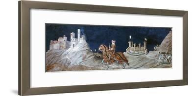 Commemoration ..At the Siege of Montemassi..., 1328
