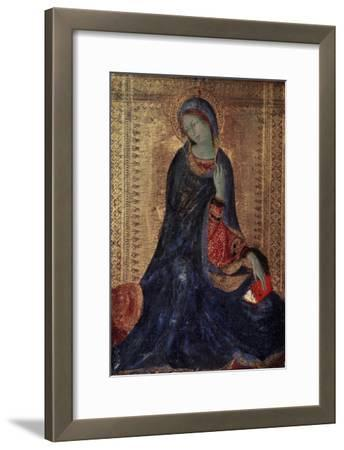 Virgin Annunciate, C1340-C1344