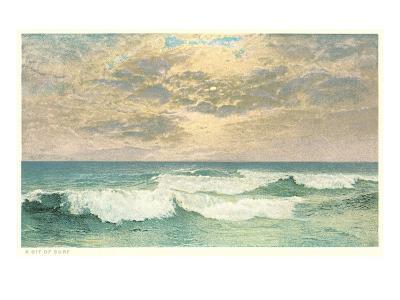 Simple Seascape--Art Print