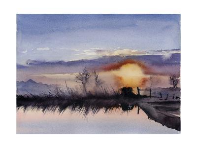 Simple Sunset-Sophia Rodionov-Art Print