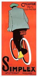 Simplex Bicycle, 1915