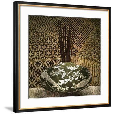 Simplicity I-Justin Gray-Framed Art Print